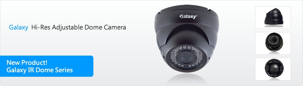Galaxy IR Dome Series
