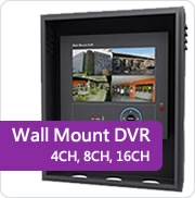 wall mount dvr
