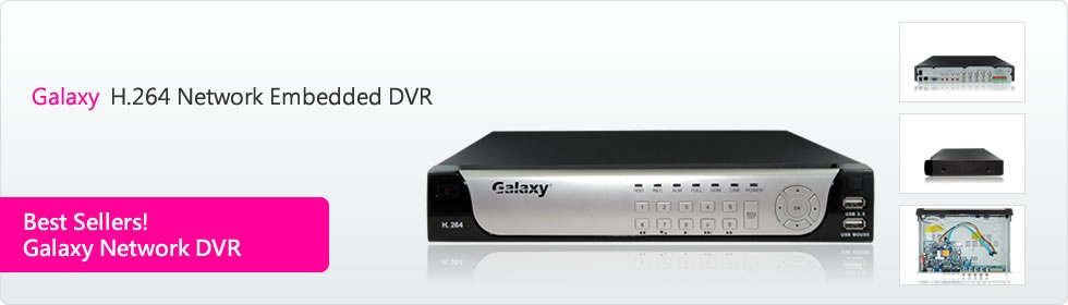 Galaxy Network DVR